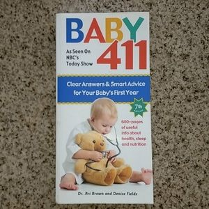 Book- Baby 411